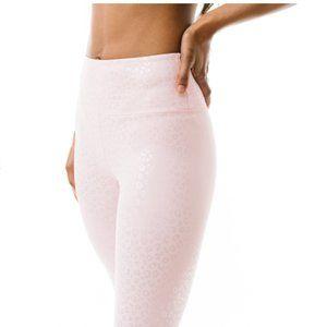 ZYIA Pink Unicorn Light n Tight Hi-Rise Leggings